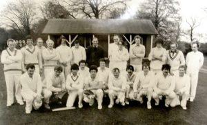 Old Shoreham Team